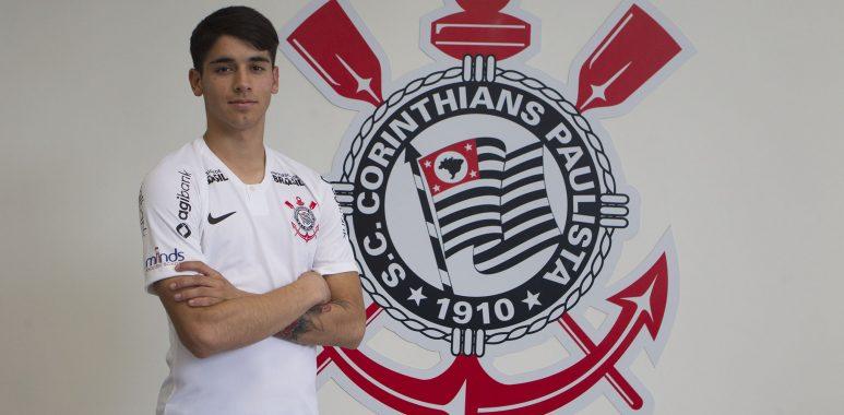 Angelo Araos - Corinthians