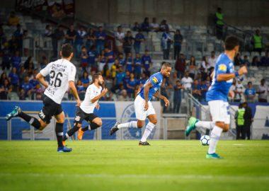 Cruzeiro 0 x 2 Corinthians