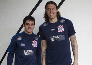 Fagner - Cassio - Corinthians
