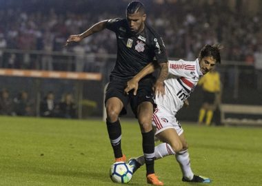 Jonathas - Corinthians x São Paulo