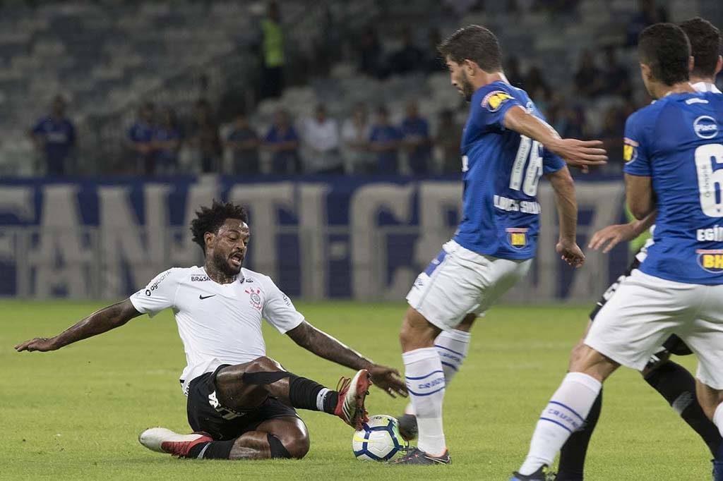 Renê Jr - Corinthians x Cruzeiro