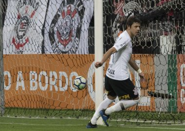 Romero - Corinthians x Cruzeiro