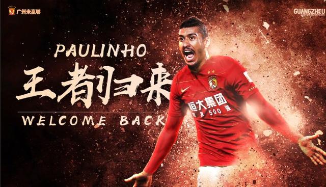 Paulinho - China
