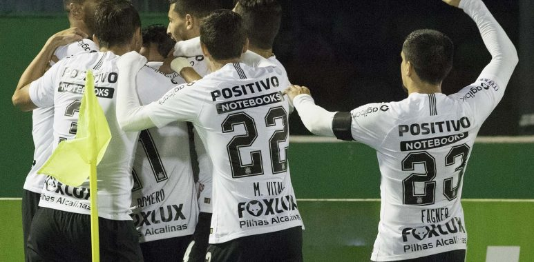 Gol - Chapecoense x Corinthians