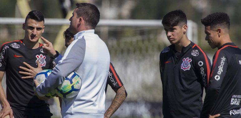 Osmar Loss - Araos - Jogadores - Corinthians