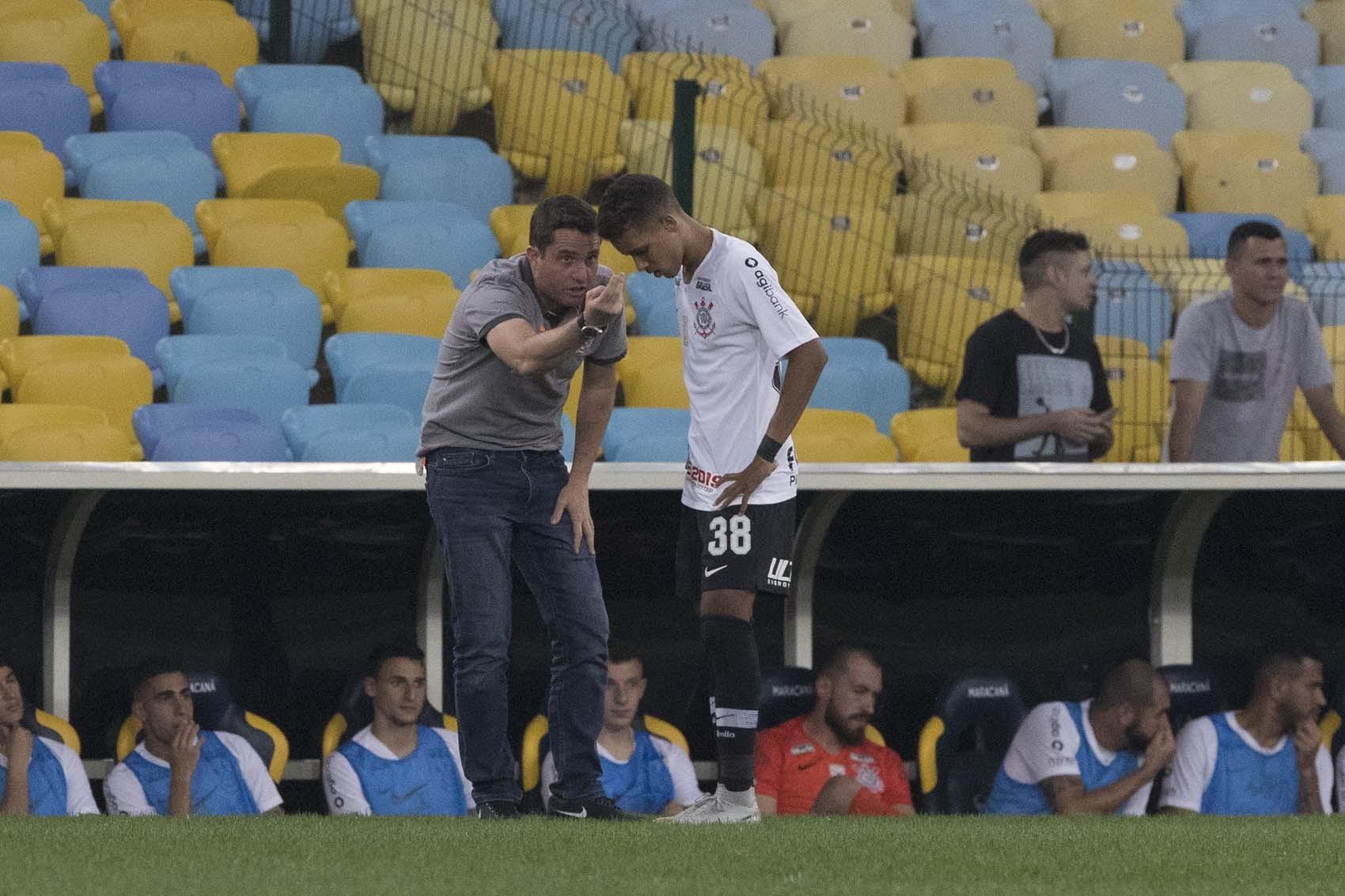 Osmar Loss - Corinthians x Fluminense