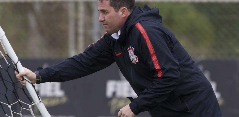 Osmar Loss - Treino do Corinthians