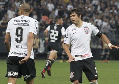 Roger - Romero - Corinthians