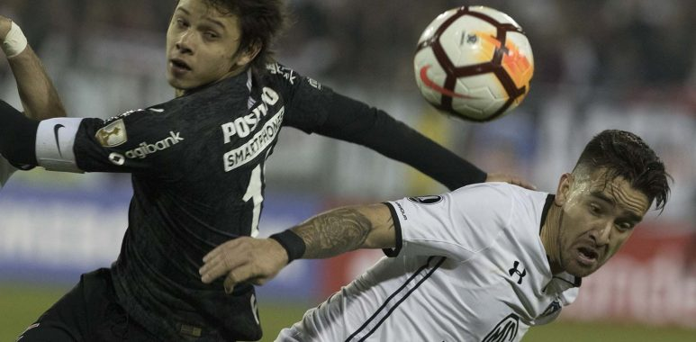 Romero - Colo-Colo x Corinthians