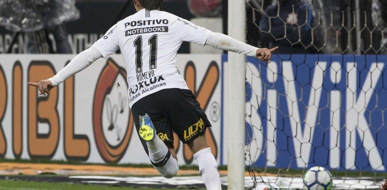 Romero - Corinthians x Chapecoense