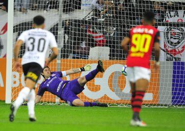Cassio - Corinthians x Sport