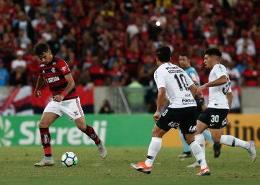 Flamengo 0 x 0 Corinthians