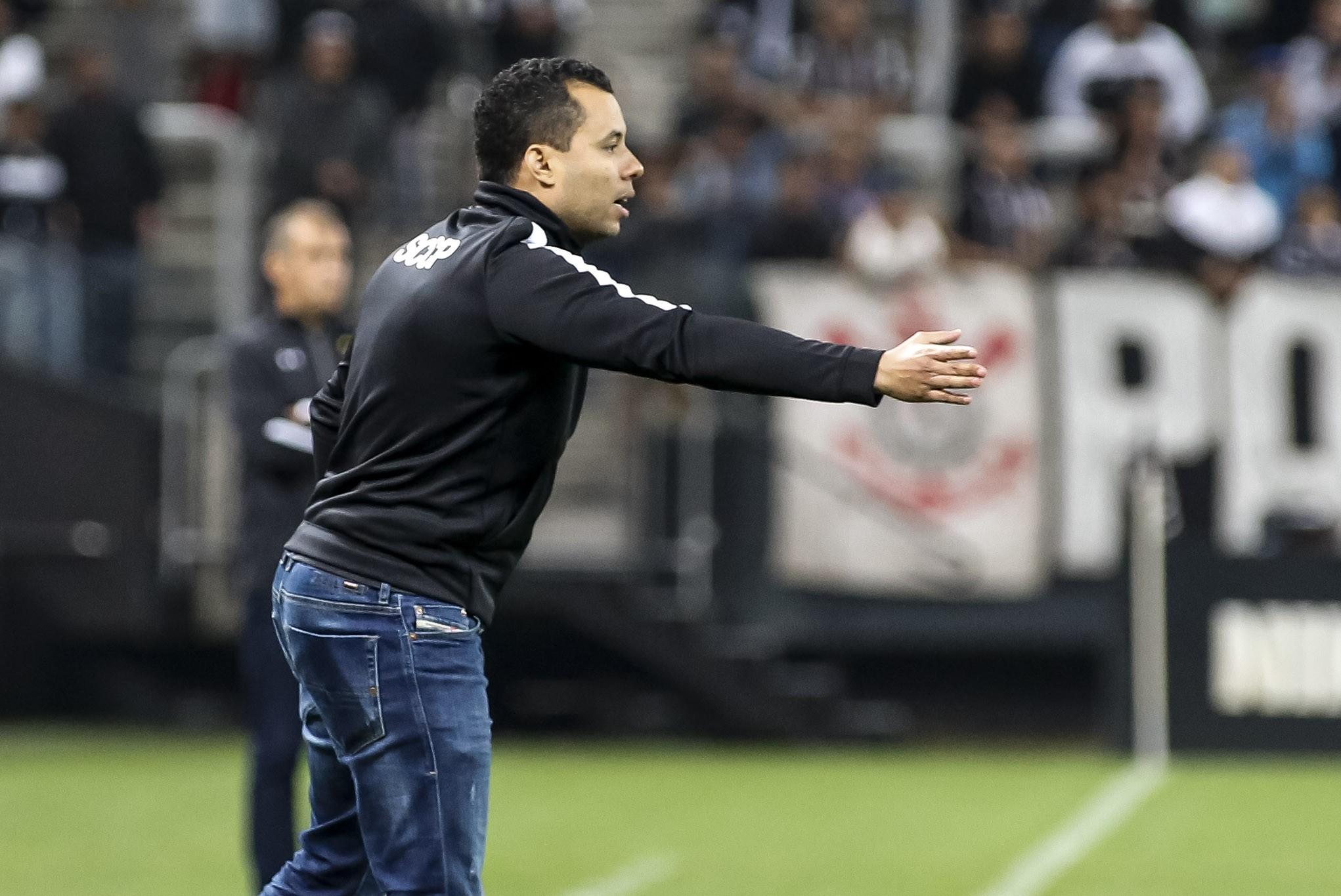 Jair Ventura - Corinthians 2 x 1 Sport
