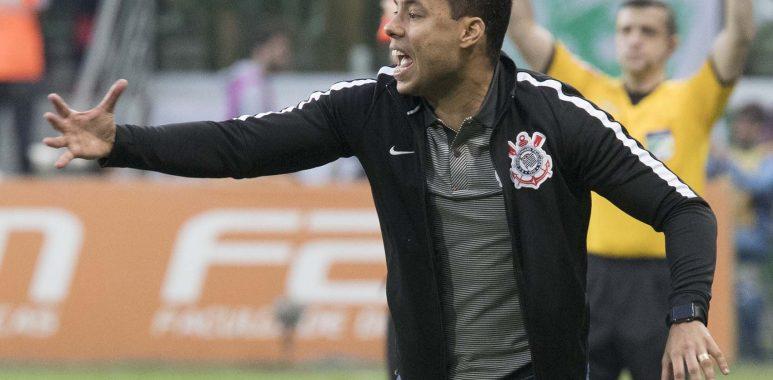 Jair Ventura - Palmeiras 1 x 0 Corinthians