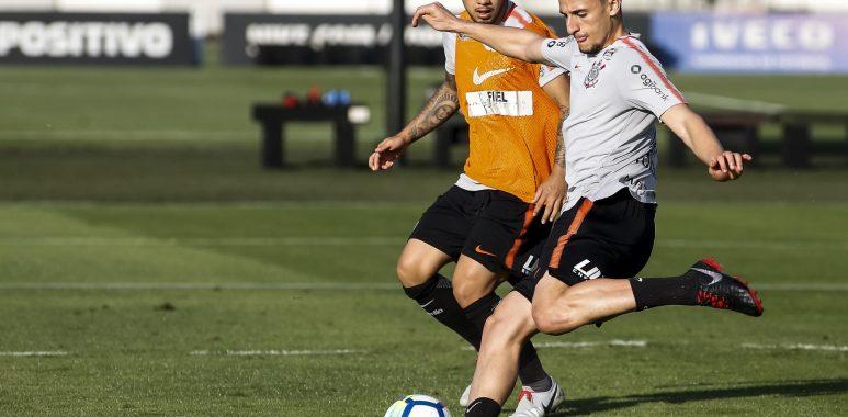 Mantuan - Sergio Diaz - Corinthians