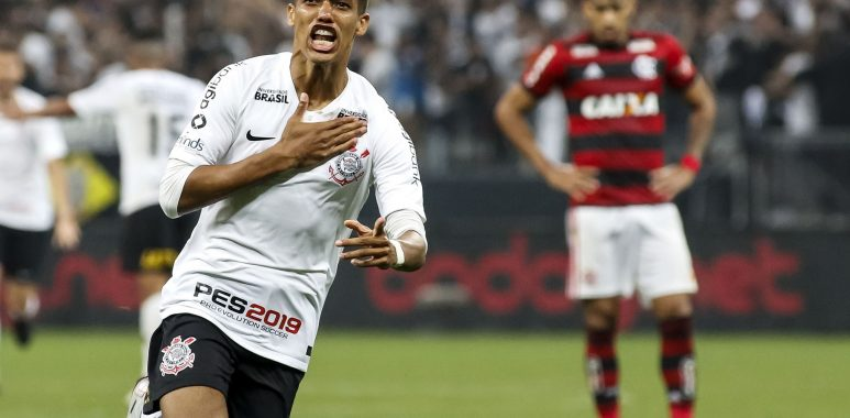 Pedrinho - Corinthians 2 x 1 Flamengo
