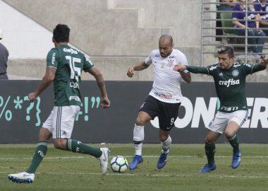 Roger - Palmeiras x Corinthians