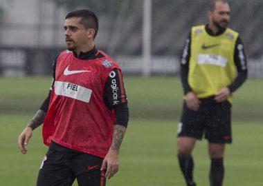 Fagner - Danilo - Corinthians