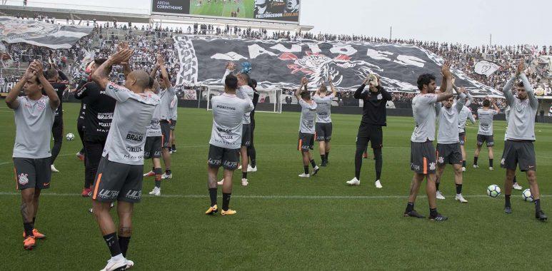 Treino Aberto - Arena Corinthians