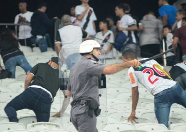 Arena Corinthians - Torcida do Vasco