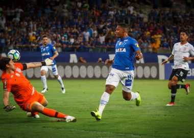 Cassio - Cruzeiro 1 x 0 Corinthians