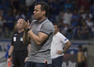 Jair Ventura - Cruzeiro x Corinthians