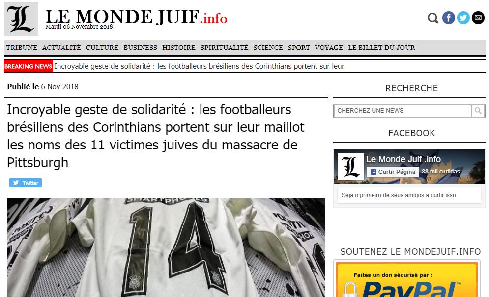 Le Monde Corinthians
