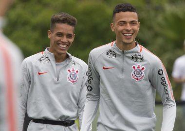 Pedrinho - Thiaguinho - Corinthians