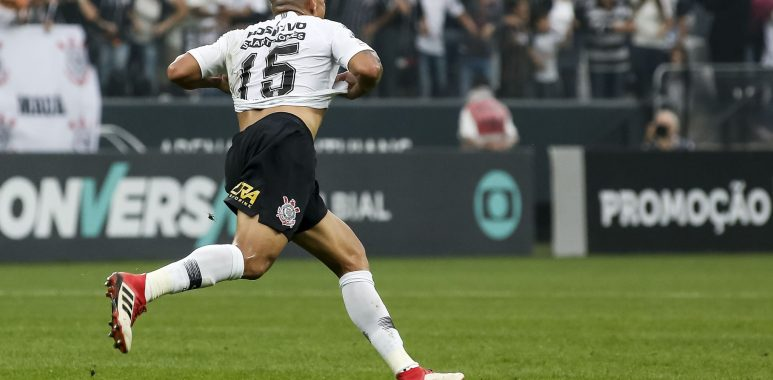 Ralf - Gol - Corinthians 1 x 1 São Paulo