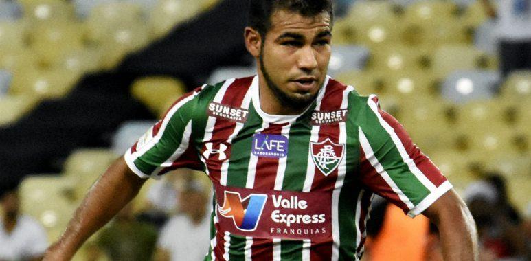 Sornoza - Fluminense