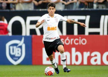 Araos - Corinthians x Ponte Preta