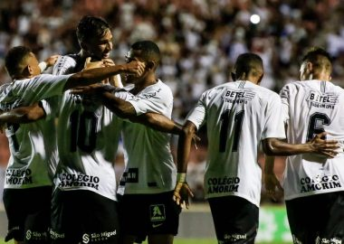 Corinthians 3 x 0 Capital-TO - Copa SP