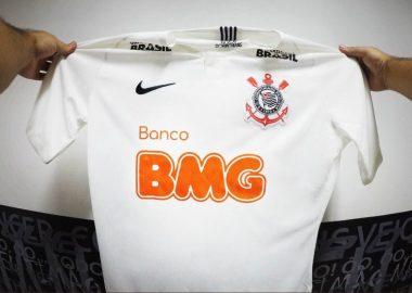Corinthians - Camisa BMG
