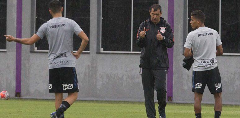 Fábio Carille - Corinthians