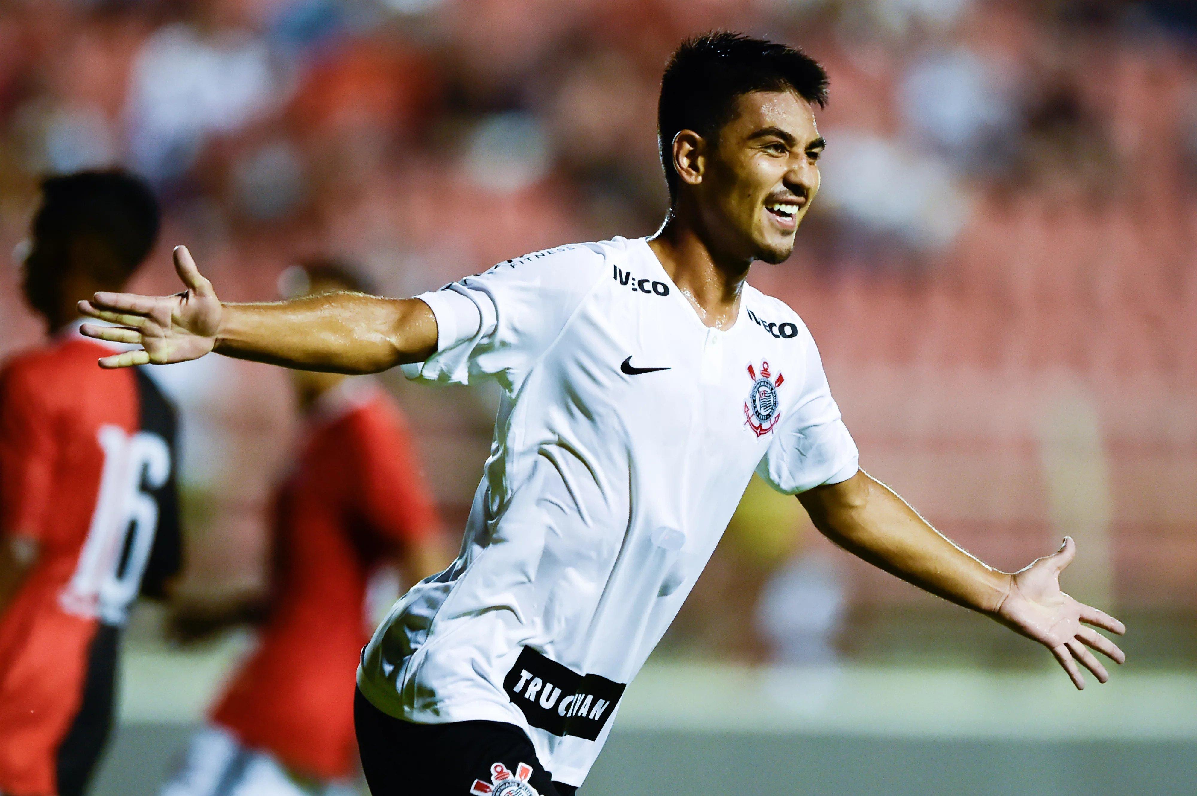 Fabicio Oya - Corinthians - Copa São Paulo