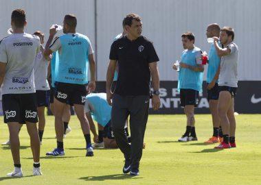 Fabio Carille - Jogadores Corinthians