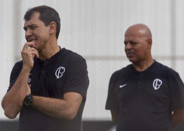 Fabio Carille - Mauro da Silva - Corinthians