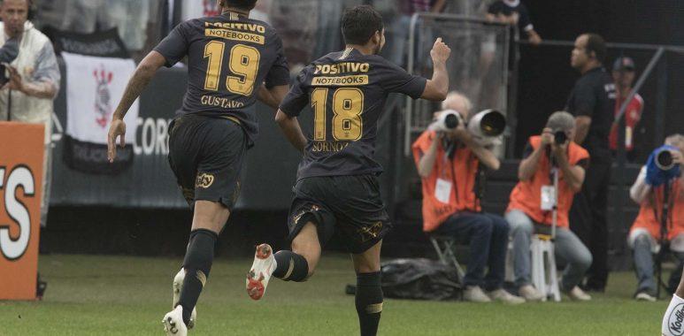 Gol do Corinthians