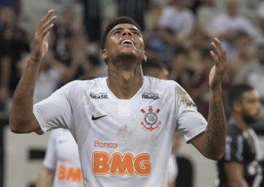 Gustagol - Corinthians 1 x 0 Ponte Preta