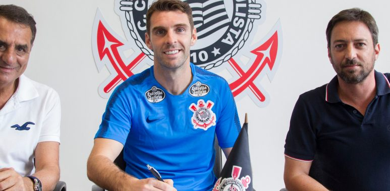 Mauro Boselli - Corinthians