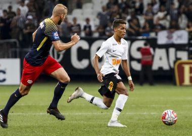Pedrinho - Corinthians x Red Bull