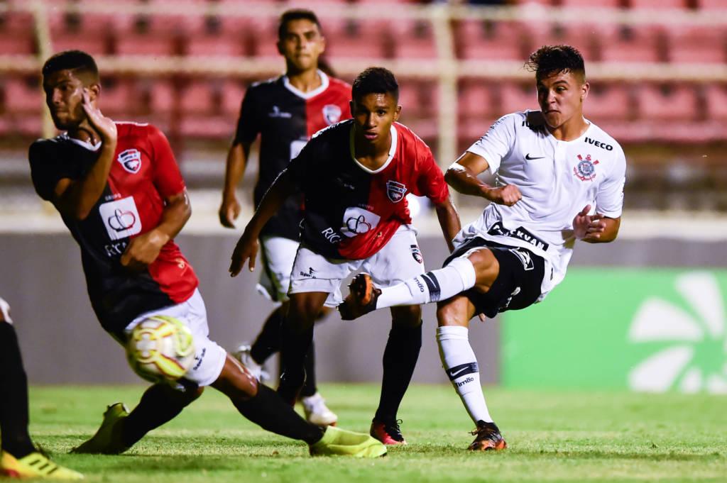 Roni - Corinthians - Copa São Paulo