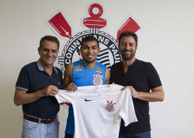 Sornoza - Corinthians