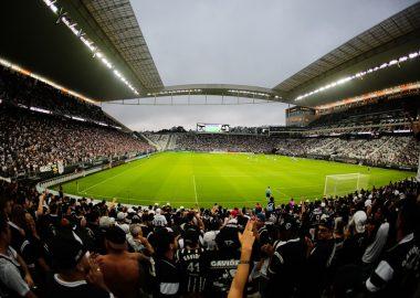 Torcida - Arena Corinthians