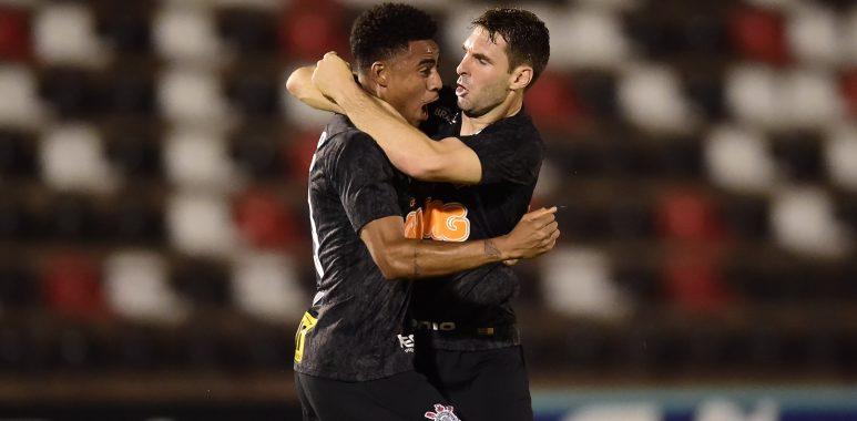 Boselli - Gustagol - Botafogo-SP 0 x 1 Corinthians