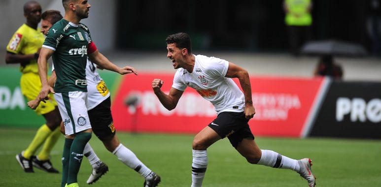 Danilo Avelar - Palmeiras 0 x 1 Corinthians
