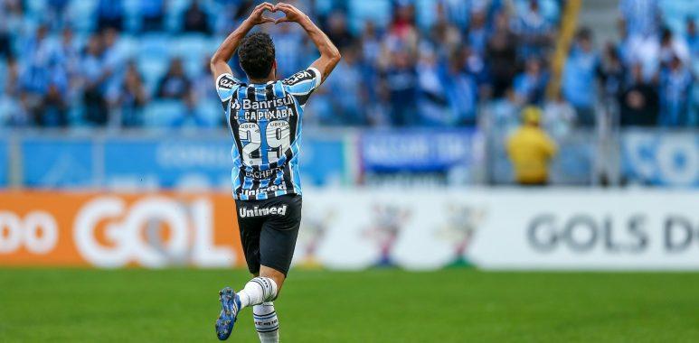 Juninho Capixaba - Grêmio