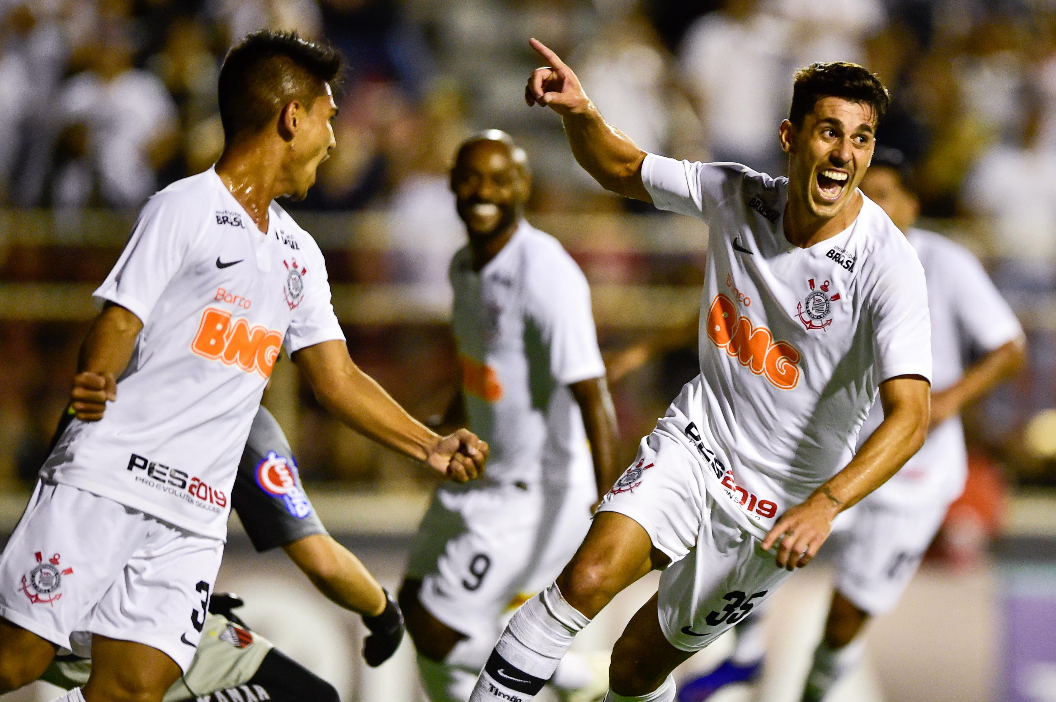 Avelar - Gol - Ituano x Corinthians