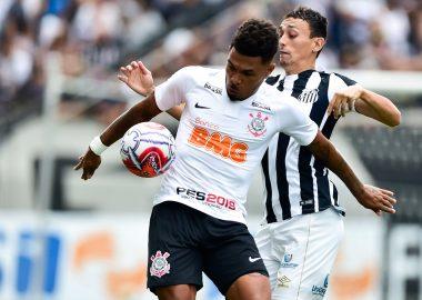 Junior Urso - Corinthians x Santos