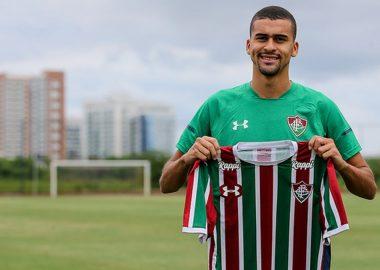 Leo Santos - Fluminense